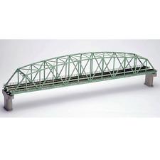 Tomix 3222 Pont Voie Double / Double Track Truss Bridge 560mm - N