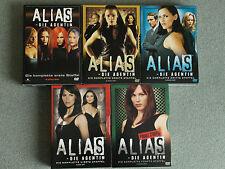 Alias - Die Agentin / komplette Staffeln Season 1-5 / 1+2+3+4+5