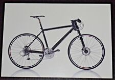 Classic Bicycle CANNONDALE F2000 Postcard new