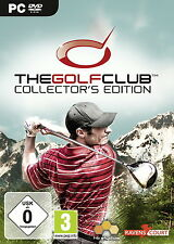 PC Computer Spiel ***** The Golf Club Premium Edition *******************NEU*NEW