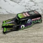 """Grave Digger New Bright RC Truck Crawler Body Shell Only 11"""" Long 4"""" Wide 1:16"""