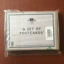 More details for frightened rabbit, 'a set of postcards.' winter of mixed drinks. new and sealed.