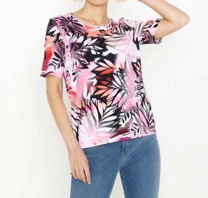 "4.8299 Designer-Shirt ""Geburtstag Edition"" Nature ""pink"" Gr. 38"