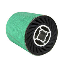 Soft Rubber Expansion Roll With One Grit 60 Sanding Belt