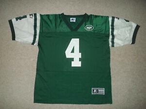 Vintage Rare Glenn Foley Starter New York Jets Green Youth Boy's XL 18-20 Jersey