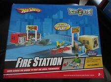 Hot Wheels City Sets Fire Station 2008 N0415