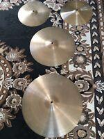 1967 Zildjian Cymbal Set