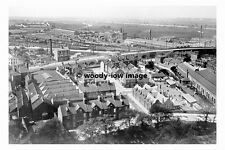 pt8920 - North Bridge from St Georges , Doncaster , Yorkshire - photograph 6x4