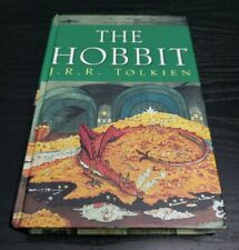 J. R. R. Tolkien The Hobbit 2001 Harper Collins Edition Hardcover
