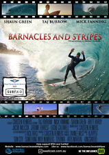 BARNACLES AND STRIPES - Filmed entirely in Western Australia - SURF DVD