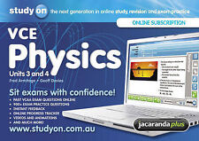StudyOn VCE Physics Unit 3 & 4 & Booklet