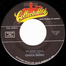 CHUCK BERRY - Oh Baby Doll   7""