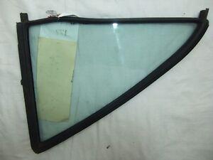 QUARTER GLASS/WINDOW MERCEDES BENZ W116 300SD 1979 OEM