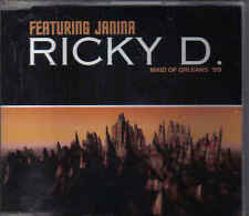 Ricky D-Maid Of Orleans 99 cd maxi single