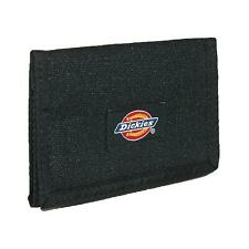 New Dickies Men's Nylon Trifold Wallet with Fabric Hook and Loop Closure