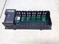 Automation Direct Logic 205 Koyo D2-06BDC1-1 Rack Chassis D206BDC11 12/24 VDC