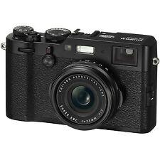 Brand New Unused Fujifilm Fuji X100F X100 F Black 23mm F2 Lens Digital Camera