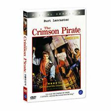 [DVD] The Crimson Pirate (1952) Burt Lancaster *NEW