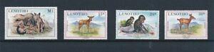 D193502 Wild Animals MNH Lesotho