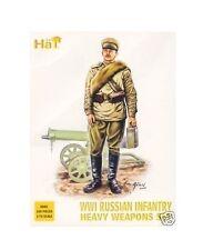 HäT 8080 (1/72e): WW1 Russian Infantry Heavy weapon set