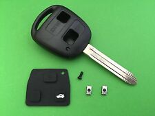 Repair Kit For Toyota Rav4 Yaris Corolla Mr2 2 Button Remote Key Switches Toy43