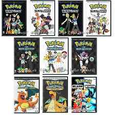 Pokemon: Complete Best Wishes BW Black White Anime Series + Movie Box/DVD Set(s)