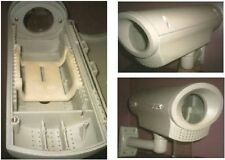 4 Polycarbonate PRO CCTV Housings Camera Housing Enclosures Heater Blower 12V DC