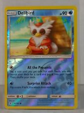 Delibird 26/145 Sun & Moon: Guardians Rising Reverse Holo Mint/NM Pokemon