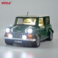 LED Light Up Kit Für LEGO 10242 Mini Cooper Creator Light Set Auto LEGO Licht