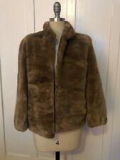 Vintage Nieman Marcus Beaver Fur Coat