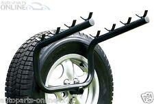 Land Rover Discovery 2 portabicicletas rueda de repuesto montada 4 Portaequipajes Bicicleta-DA4119
