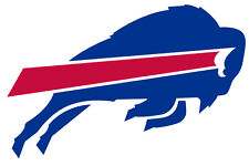 """Buffalo Bills Decal indoor - outdoor - car-  truck - window 3.9"""" x 5.8"""""""