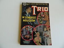 Trio by W. Somerset Maugham, Avon #331,  1951