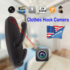 Clothes Hook 1280*960 Camera HD Motion Detection Nanny Video Mini Record DVR Cam