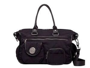 Black Mimco Baby/ Nappy Bag