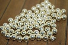 70 pieces of Silver Plated Metal Beads 7mm - A1311a+