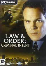 Law & Order - Criminal Intent PC CD-Rom