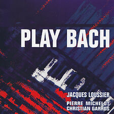 Jacques Loussier / Pierre Michelot / Christian Garros - 3 CD - PLAY BACH