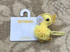 Gymboree Super Cute Yellow Chick Hair Clip - New With Tag