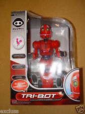 RARE BRANDNEW WOWWEE TRIBOT DUTCH LANGUAGE. INTERACTIVE ROBOT I-SOBOT REMOTE