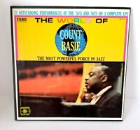 Count Basie  The World of Count Basie the Most Powerful Force in Jazz EUC