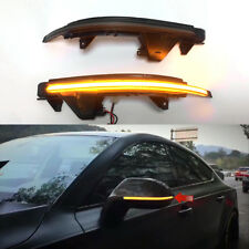 For AUDI A7 S7 RS7 4G8 2010- 2017 Dynamic LED Turn Signal Light Mirror Indicator