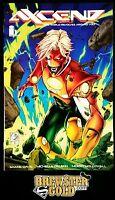 AXCEND #1a (2015 IMAGE Comics) ~ VF-NM Comic Book