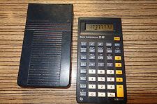 Taschenrechner Texas Instuments TI30 alt klassiker (M)
