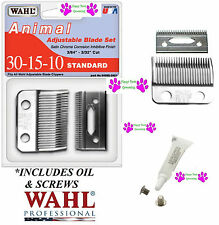 Wahl Stable,Show,Kennel Pro,U Clip Clipper 30-15-10 Adjustable Replacement Blade