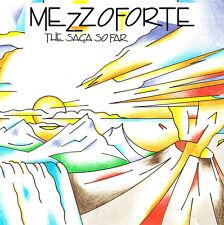 Mezzoforte - The Saga So Far CD 1985 Jazz-Funk