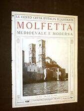 Molfetta, medioevale e moderna - Le Cento Città d'Italia illustrate