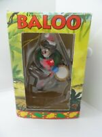 Disney The Jungle Book Baloo Christmas Tree Ornament-Grolier First Issue-NIB