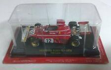 FERRARI 312 B3-74 1974 NIKI LAUDA F1 FORMULE 1 N°12 rouge au 1/43 sous blister