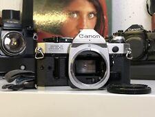 Canon AE1 AE-1  Program AE 1 35mm SLR  Analoge Body SAMMLERZUSTAND like New